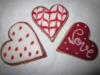 Curso De Galletas Decoradas Especial San Valentín